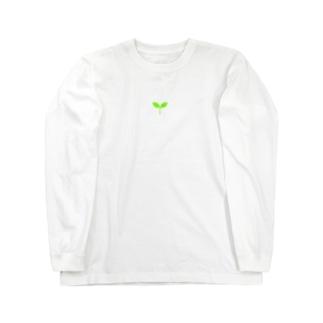こどもの芽 Long sleeve T-shirts
