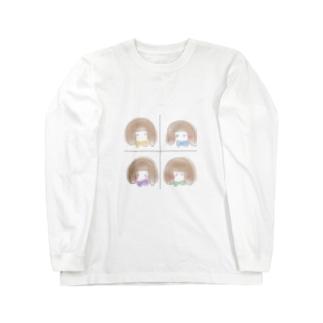 るぷんっこ隊 Long sleeve T-shirts