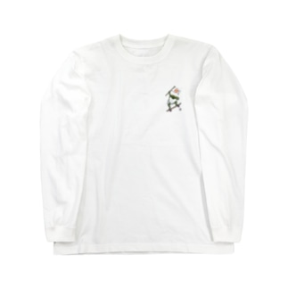 Frog Skate Long Sleeve Tee Long sleeve T-shirts