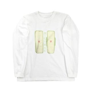 弁当間違えた Long sleeve T-shirts