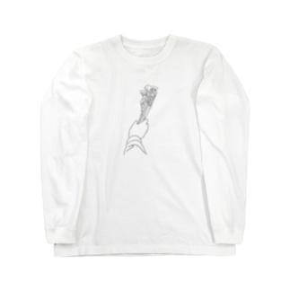 tewatasu Long sleeve T-shirts