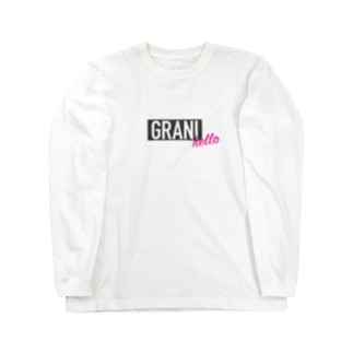 グラニ 北欧神話 Long sleeve T-shirts