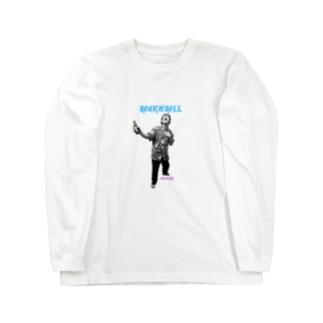 トロール襲来 Long sleeve T-shirts