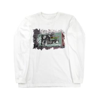 Chinnen7th Aniv Long sleeve T-shirts