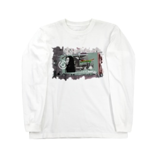 Chinnen7th Aniv ちんねんver Long sleeve T-shirts