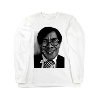 疲弊チャオズ Long sleeve T-shirts