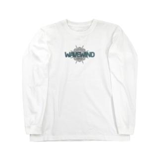 WAVEWIND冬の陣2020 Long sleeve T-shirts