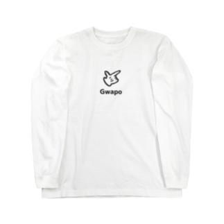 GWAPO Long sleeve T-shirts
