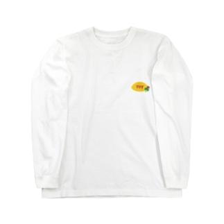 13時のオムライス Long sleeve T-shirts