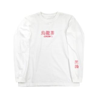-CROW- Long sleeve T-shirts