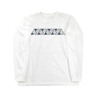 △▽△▽△ Long sleeve T-shirts