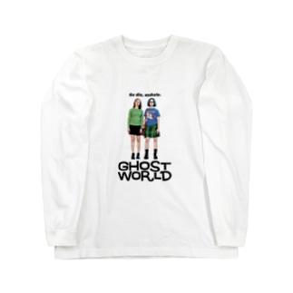 ゴーストワールド  Long sleeve T-shirts