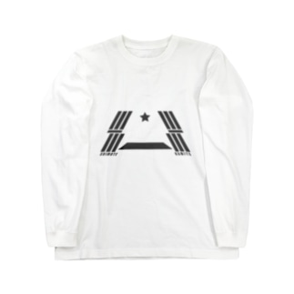 KAMITE★SHIMOTE Long sleeve T-shirts