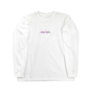 ドキンドキンシリーズ Long sleeve T-shirts