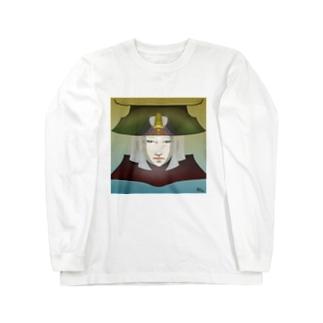 強さと美学の精神 Long sleeve T-shirts