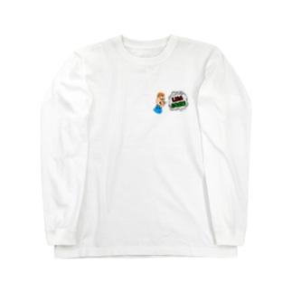 LWA SKATE Long sleeve T-shirts