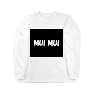 MUI MUI Long sleeve T-shirts