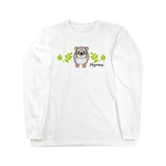 ハイラックス Long sleeve T-shirts
