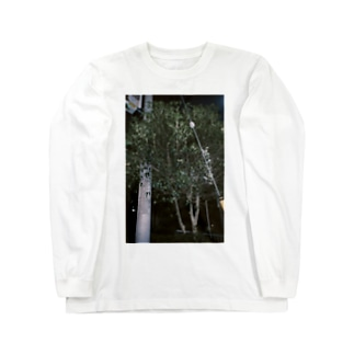 銀木犀 Long sleeve T-shirts