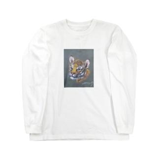 虎の仔2020 Long sleeve T-shirts