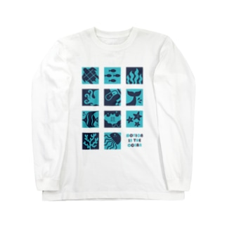 Motion In The Ocean Long sleeve T-shirts