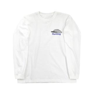 ハンチング帽 Hunting  Long sleeve T-shirts