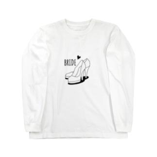 BRIDE Long sleeve T-shirts
