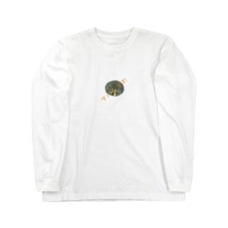 はろうぃん Long sleeve T-shirts