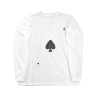 banned スート Long sleeve T-shirts