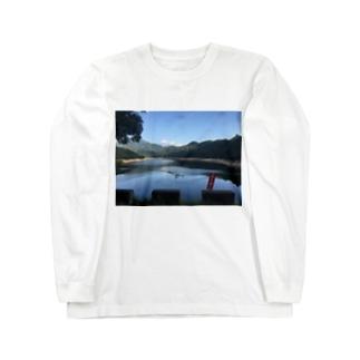 秋ダム2020 Long sleeve T-shirts