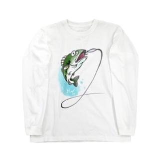 blackbass Long sleeve T-shirts