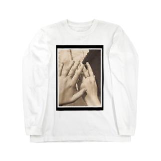 ペアリング Long sleeve T-shirts