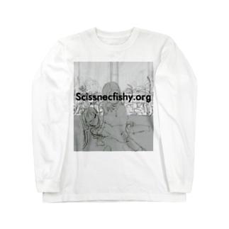 Scissnecfishy.org Long sleeve T-shirts