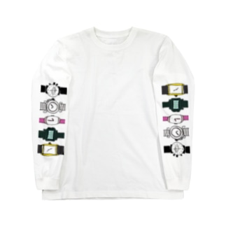 udedokei Long sleeve T-shirts