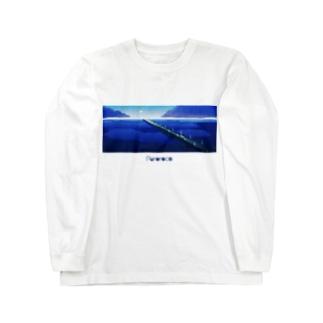 【ロングスリーブTシャツ】トラベルワゴン Long sleeve T-shirts
