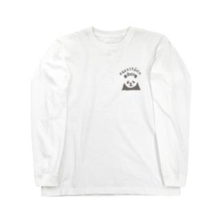 パンダ(escritórioROCA/2) Long Sleeve T-Shirt