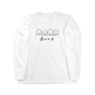 ボウズ Long sleeve T-shirts