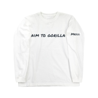 aim to Long sleeve T-shirts