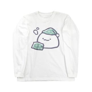 おねむ Long sleeve T-shirts