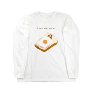 おいしい睡眠 Long sleeve T-shirts