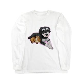 なかよしモルシュナ2☆パステル Long Sleeve T-Shirt