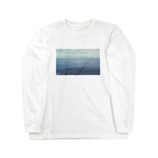沈んだ羊 Long sleeve T-shirts