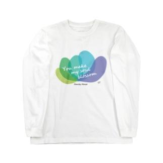 ファミリーハウス<チャリティ>若葉 Long sleeve T-shirts