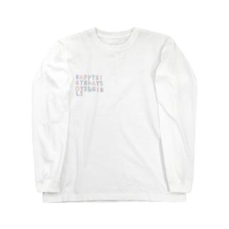 パーチー Long sleeve T-shirts
