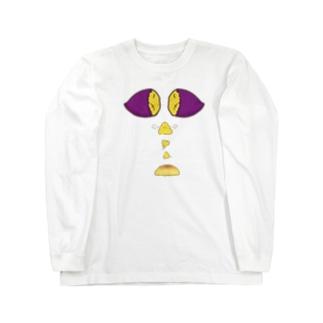 スイートポテトの誕生 Long sleeve T-shirts