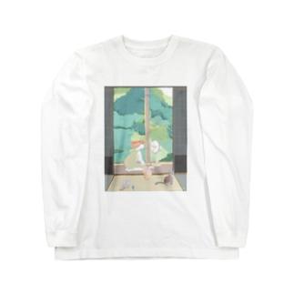夏の記憶 Long sleeve T-shirts