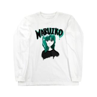 WARUIKO Long sleeve T-shirts