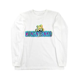 MINANYANKO  Long sleeve T-shirts