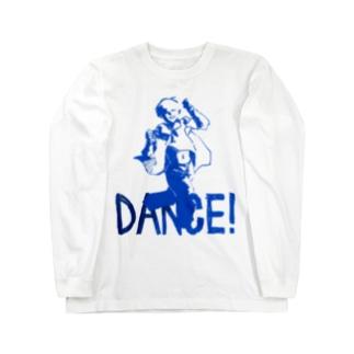 DANCE! Long sleeve T-shirts