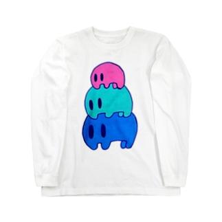 セットちゃん Long sleeve T-shirts